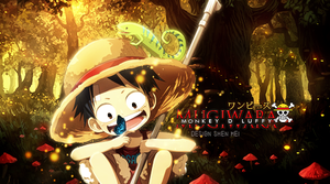 Monkey D Luffy by mantonsa