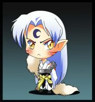 .: Chibi Sesshomaru :. by PirateHearts
