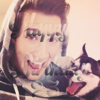 James Maslow by Nobodyis-perfect
