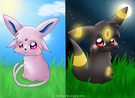 day and night by Isi-Daddy