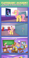 Dash Academy 3- Crash Course 4 by SorcerusHorserus