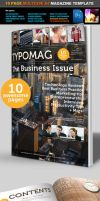 TypoMag PSD Business Magazine by quickandeasy1
