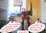 Geki and Ryou Think Over Scorn by Fanfictionist13