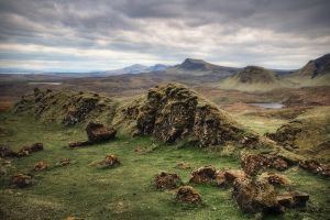Trotternish by Mohain