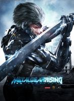 METAL GEAR RISING: REVENGEANCE 6 by heatheryingNL