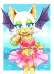 Rouge Summer by NeJolly
