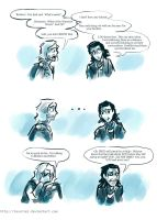 Loki -- No Friends by Tavoriel