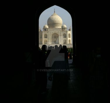 Taj Mahal 2 by cvied