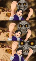 Oh Majora, What's Become of Me? by DarkShadowNin