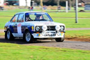 Bjorn Waldegard Ford Escort MK2 by Willie-J