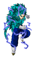 Vegetto SSJ 14 V2 by ansemporo002