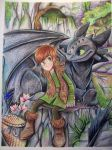 HTTYD: Friends by sharkie19
