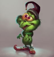 GRINCH by fubango