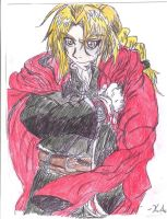 Edward Elric by Vampiress-Stocking