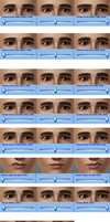 More Lips and Brows Sliders by OneEuroMutt