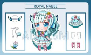 Royal Nabee (CLOSED) by AlineSM