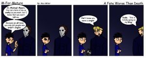 A Fate Worse Than Death by MFM-comics