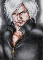 devil May cry by RebellionAngel