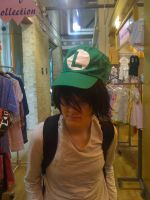 L with the Weegee hat by Tailef