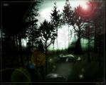 SLENDER the arrival by Hagazusa