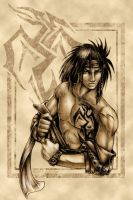 Kuyalu - The Tattoo by nachtwulf