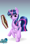 Newcomer: Twilight Sparkle by Etiluos