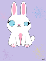 Fabulous Bunny by LittleBadKitty123