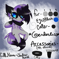 Ju Ref by pinkfrilly