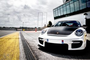 Trackday Porsche GT2 RS by alexisgoure