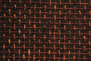 Rusted Grid Texture by Kikariz-Stock