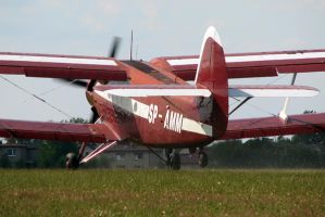 Antonov An-2 by QmP3L