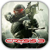 Crysis 3 Game Icon by Wolfangraul