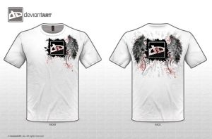 Da T-Shirt Design by picasoeffect