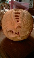 my 1st 3d pumpkin by bigjbway23