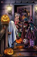 Halloween- Tricked  by WiL-Woods