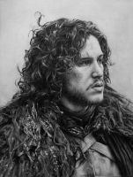 Jon Snow by Opheliac98