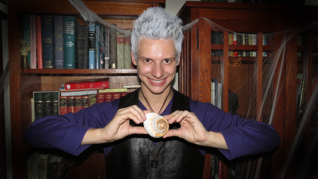 2013 Halloween Costume - Ursula (Male Edition) by AJToons