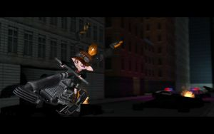 Jason: Champion of Speeder Bike Racing And Wanted by BrokenNooby64