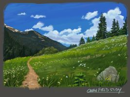 green field study by YogFingers