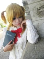 Misa Amane by Teru-teru-bozu-group