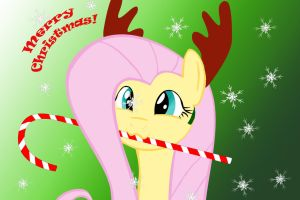Merry Christmas everypony! by Paradoxnow