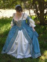 Princess Gown by TheCosplayDiva