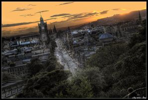 edinburgh - city vain by haq