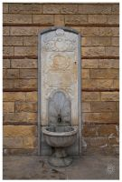 Fountain in Greek-Orthodox PATRIARCHATE by etsap