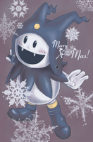 MEGATEN: Jack Frost by AngelsArcher