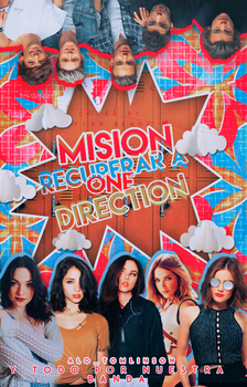 Mision Recuperar a One direction by Yeah-Blady