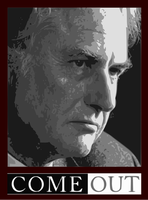 Richard Dawkins by Tetrakephaloi