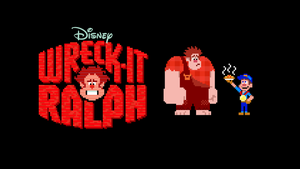 Wreck-It Ralph 8-Bit Wallpaper - 1080p by EnzeruAnimeFan