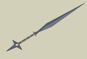 kunai sword by McDraw