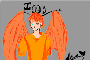 Iggy Maximum Ride by catseathedevil